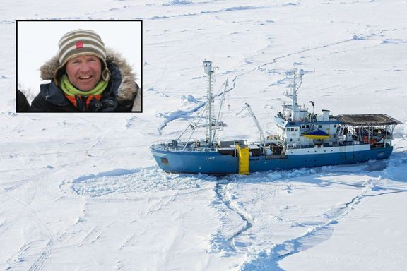 Skipet bruker seks tonn olje i døgnet: – Spørsmålet er om dette kan forsvares for en «meningsløs» idrettsrekord