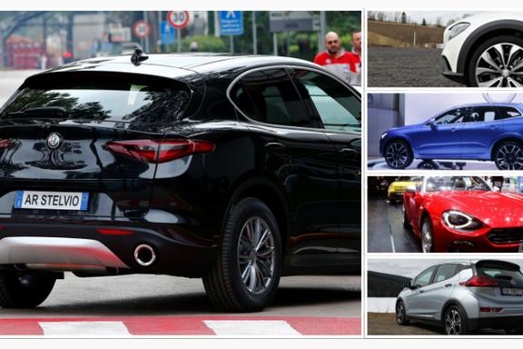 Fem biler gir status i år – kjører du en av dem?