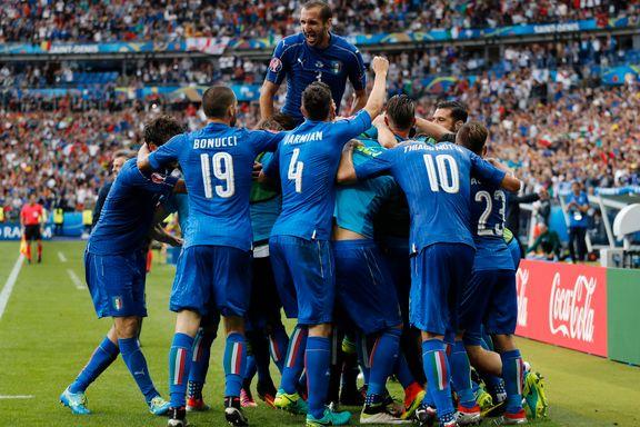 Italienerne fikk EM-revansj da de rundspilte Spania: - Vi hadde noe uoppgjort