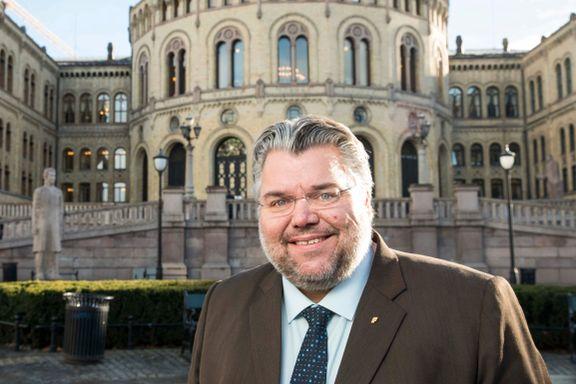 DAB-saken skal opp i Stortinget: - Avtalen tåler ikke dagens lys