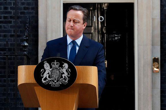 Ny Tory-leder skal være klar innen starten av september