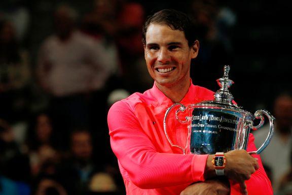 Nadal takket onkelen etter US Open-seier: - Han ga meg styrke