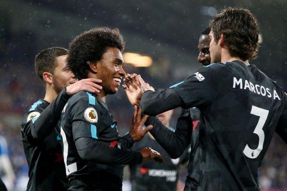 Chelsea slo knallhardt tilbake etter sjokktap - Burnley opp på utrolig mesterligaplass