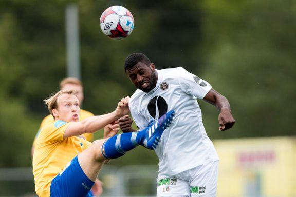 Geirald (21) kjemper om opprykk til 1. divisjon: Bestemmer seg for fremtiden etter sesongen