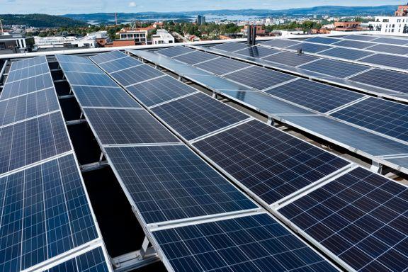 Borettslag som investerer i solceller, straffes av staten