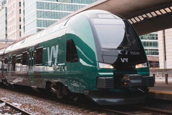 I går skulle Vy styrke togtilbudet på Østlandet. Det gikk ikke så bra.