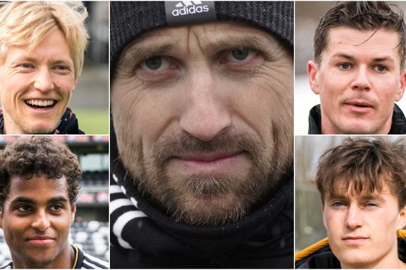 Stor oversikt: Her er spørsmålene i Rosenborg-troppen