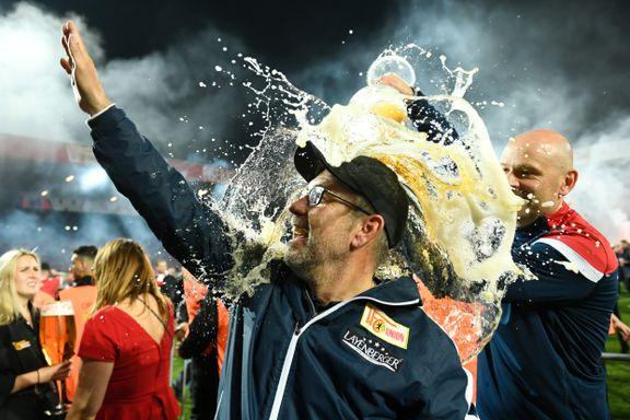 Brennhet opprykkskamp i Tyskland endte med norsk jubel