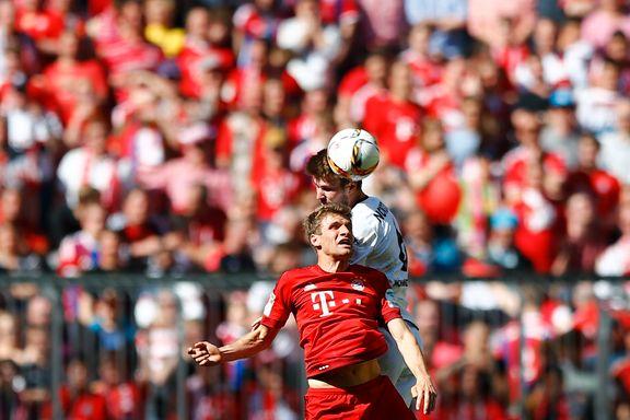 Nordtveits klubb spolerte Bayern Münchens gullfest