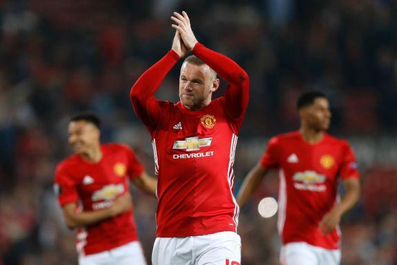 Engelske medier: Rooney klar for Everton i løpet av få dager