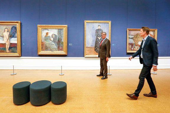 Frykter at Norges største private kunstsamling går til utlandet