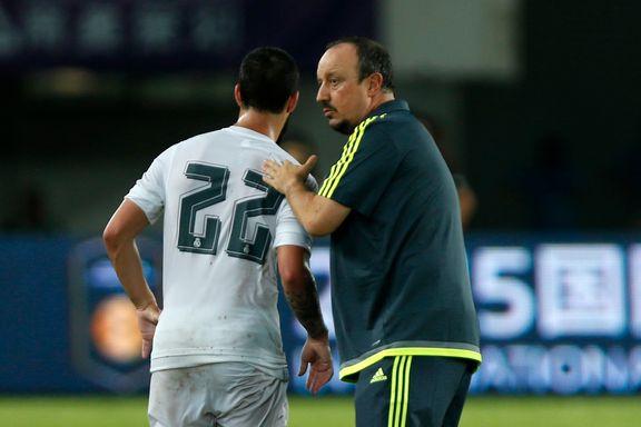 Mourinho mobbet Real Madrid-sjefen for overvekt