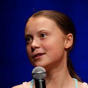 Amnesty-pris til Greta Thunberg