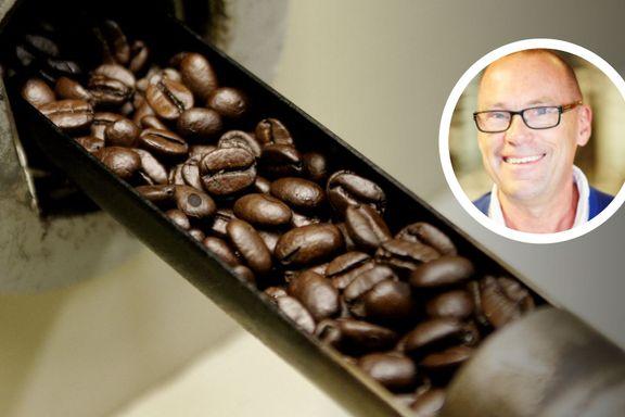 Kaffe er ferskvare, og den blir gammel. Som brød