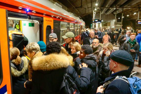 Skulle ikke skje før neste år: I dag legges toglinjene rundt Oslo ut på anbud