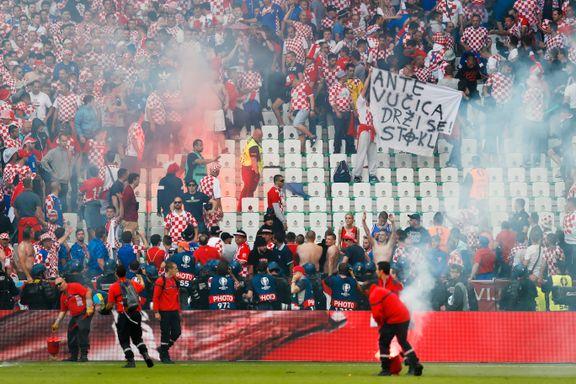 Kroatisk fans truer med mer EM-bråk