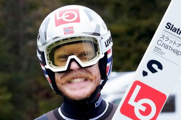 Samtlige norske hoppere klare for sesongåpningen