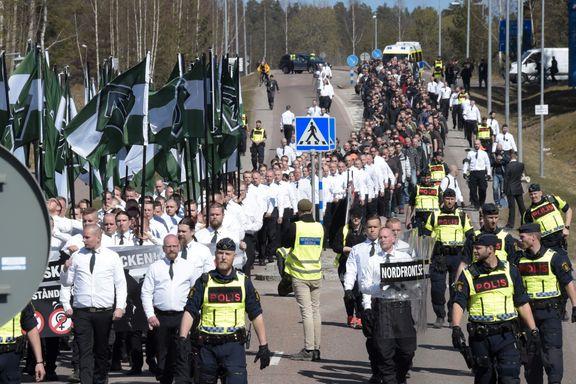 Politiet forbyr nazister å demonstrere i Fredrikstad 29. juli
