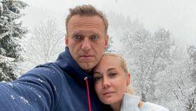 Hun er gift med Putins erkefiende. Nå kommer hun med en bønn til presidenten.