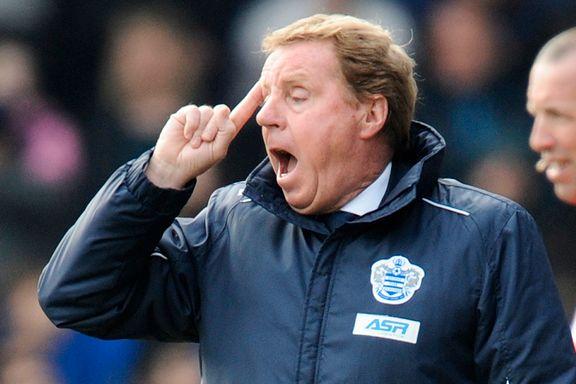 Redknapp forventer god mottakelse hos Tottenham