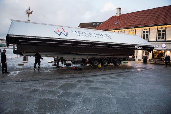 Viking-spillernes fly er forsinket - lander på Sola rundt 23.00