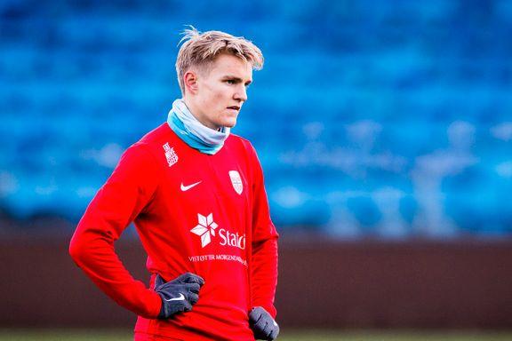 Ødegaard før skjebnekampen: – Skuffet over situasjonen