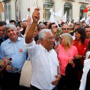 Sosialistene beholder regjeringsmakten i Portugal