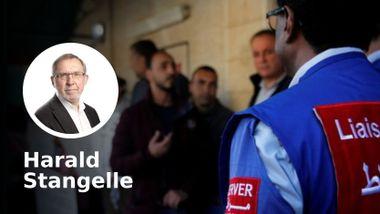 Israel misliker å ha internasjonale øyne på sitt okkupasjonsregime