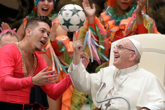 Paven: – Bedre å være ateist enn hyklersk kristen