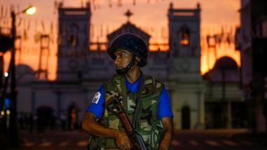 Skuddveksling mellom soldater og mistenkte terrorister på Sri Lanka