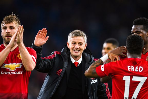 Manchester United-legendens råd: – Vent med Solskjær-ansettelse