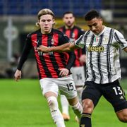 Pioli fornøyd med Hauge tross Milans første tap: – Han var farlig
