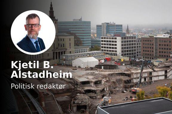 Raymond Johansen gjør nesten samme feil som Aftenposten gjorde i 2007