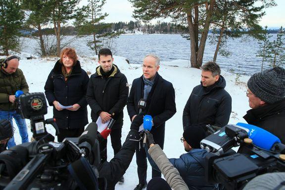 Rettssaken om minnestedet på Sørbråten er stanset