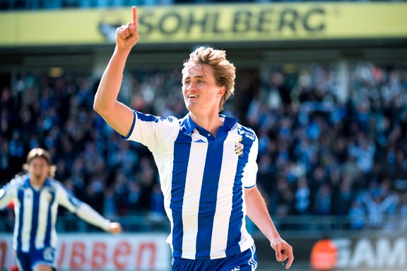 Ny seier for Rogne og IFK Göteborg