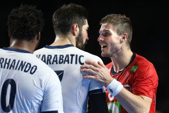 Håndballgutta kan få nordisk duell i OL-by