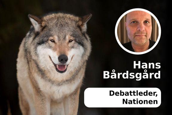 Om Nationen aksepterer faunakriminalitet? Svaret er nei.