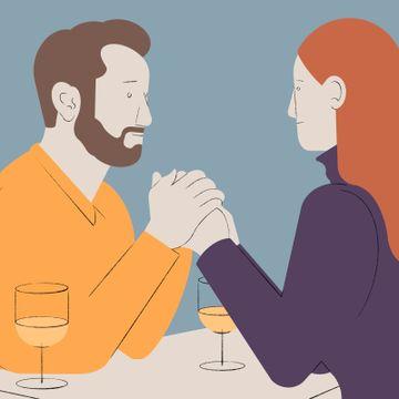 Hun var utro. Nå frykter han at kvinnesynet hans er ødelagt for alltid.