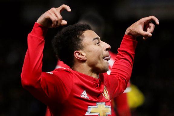 Lingard avgjorde og reddet Manchester United på vakkert vis