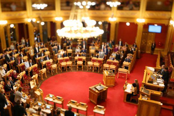 Skrotet NRK-lisensen, la ned pelsdyrnæringen, bevilget mer til seg selv og mye mer