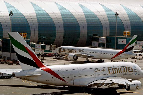 USA og Storbritannia innfører PC-forbud på fly fra land i Midtøsten