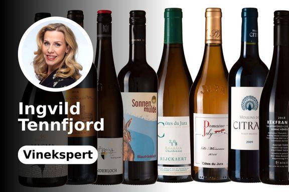 Vin-nyheter: Riesling av toppkvalitet blant de beste