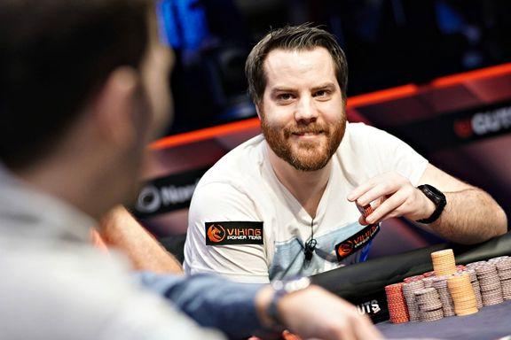 På 15 år hadde Stian Rasmussen (35) på det meste vunnet 20.000 kroner. I helgen ble han millionær.