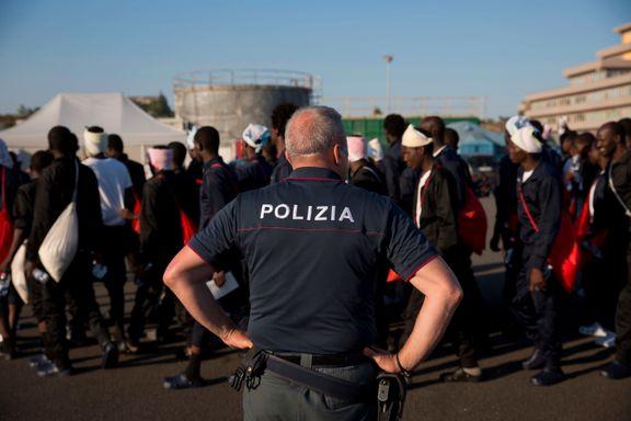 Aftenposten mener: Europa må hjelpe Italia