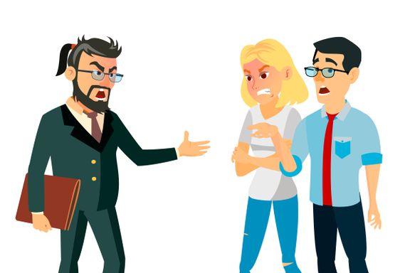 En negativ kollega suger energien ut av henne. Slik kan hun snu situasjonen.