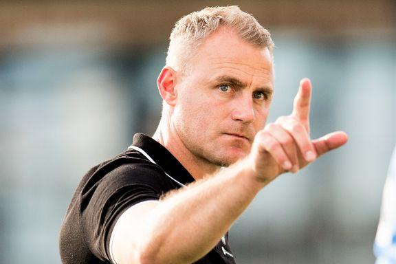 Sandnes Ulf-treneren: – Det blinker rødt nå