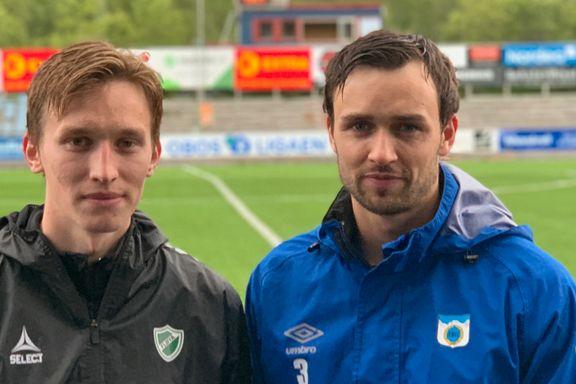 Etter fem år i klubben spilte han mot Fløya for første gang: – Jeg roper fortsatt «Fløya-kast»