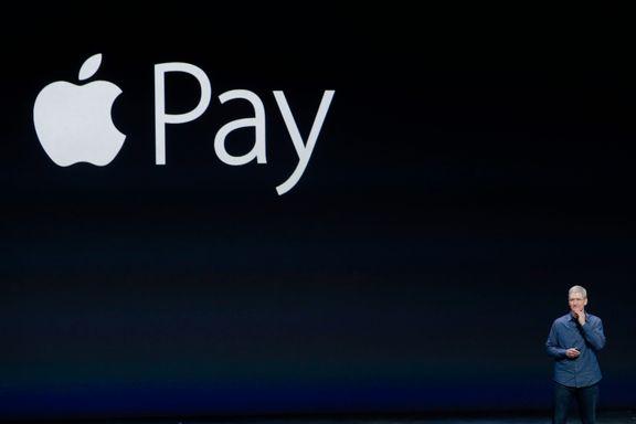 EU-krav: Apple må betale 120 milliarder i straffeskatt