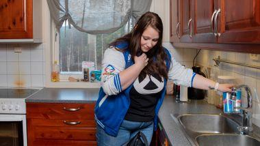 Hva skjedde da energidrikk-avhengige Michelle Krokstad (26) prøvde én uke uten?