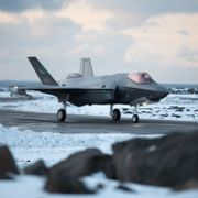 Første oppdrag for norske F-35 kampfly: Beskytte Island